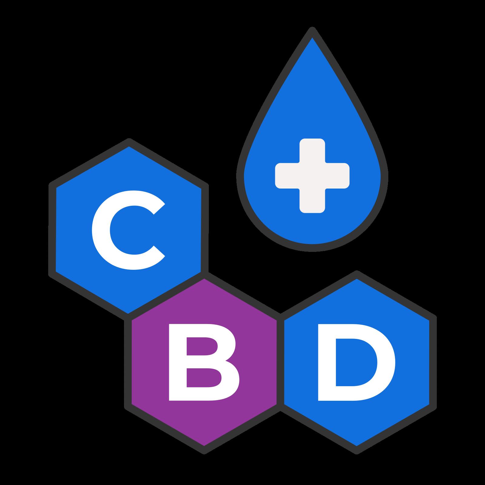 logo for cbd shop one