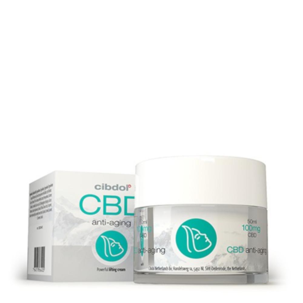 CBD Cibdol Anti-Aging Creme