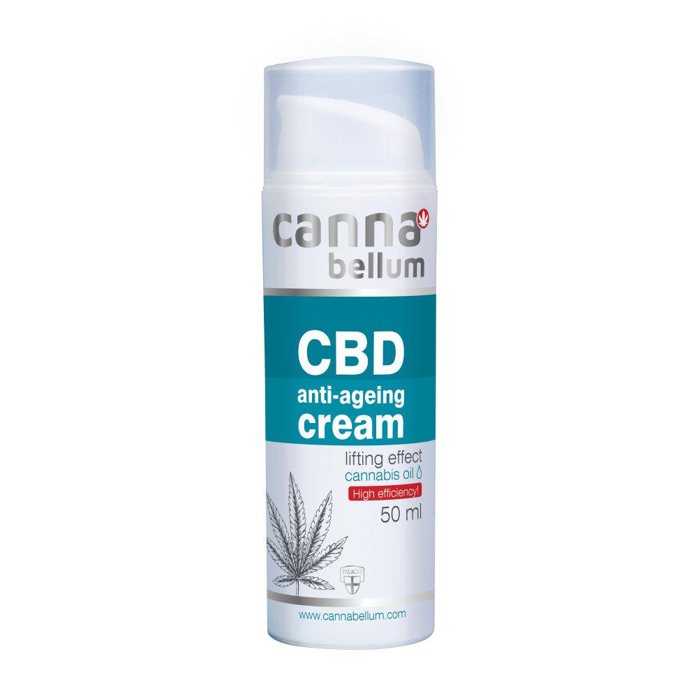 Cannabellum CBD anti-aging cream 50ml
