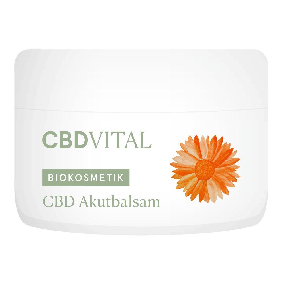 cbd vital Akutbalsam