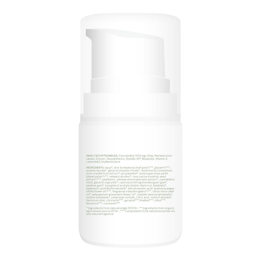 cbd vital Skin Creme Haut