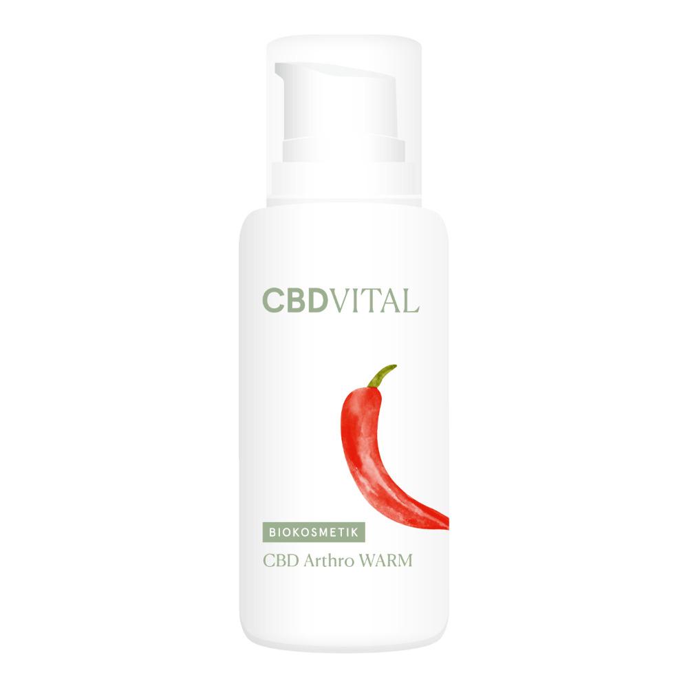 cbd vital Arthro Warm Creme