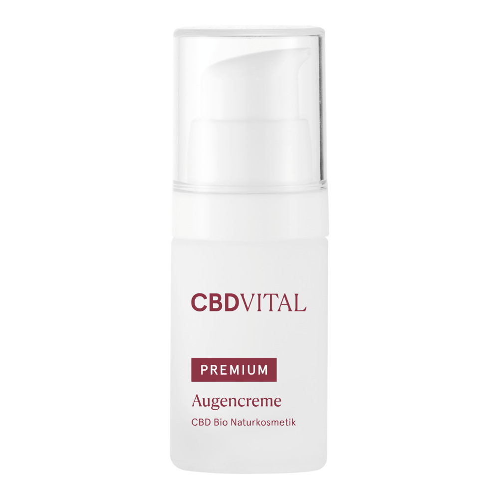 cbd vital premium Augencreme