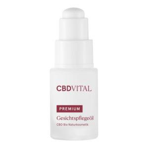 CBD Vital Gesichtpflegeöl