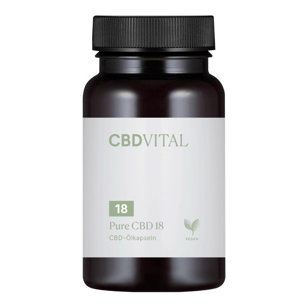 cbd vital pure cbd 18 kapseln