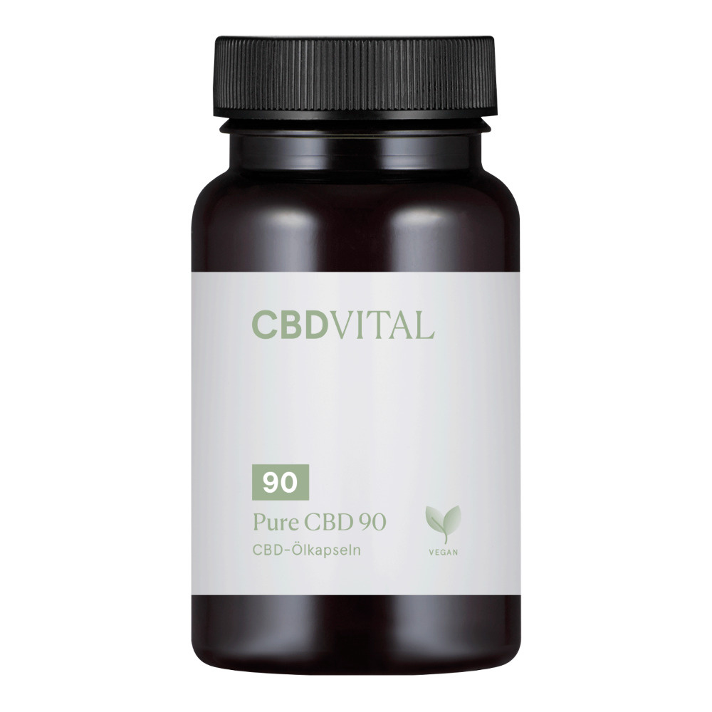 cbd vital pure cbd 90 kapseln