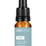 CBD VITAL VET Premium Extrakt 10 - 10ml