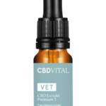 VET CBD 5 Vital Premium Extrakt - 10ml