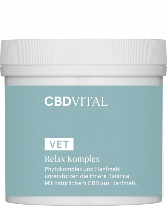 CBD Vital Relax Komplex