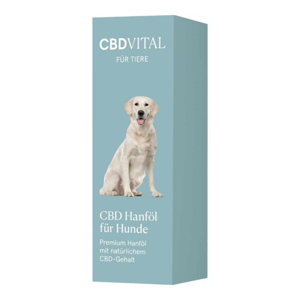 CBD Vital CBD Hanföl für Hunde - 10ml