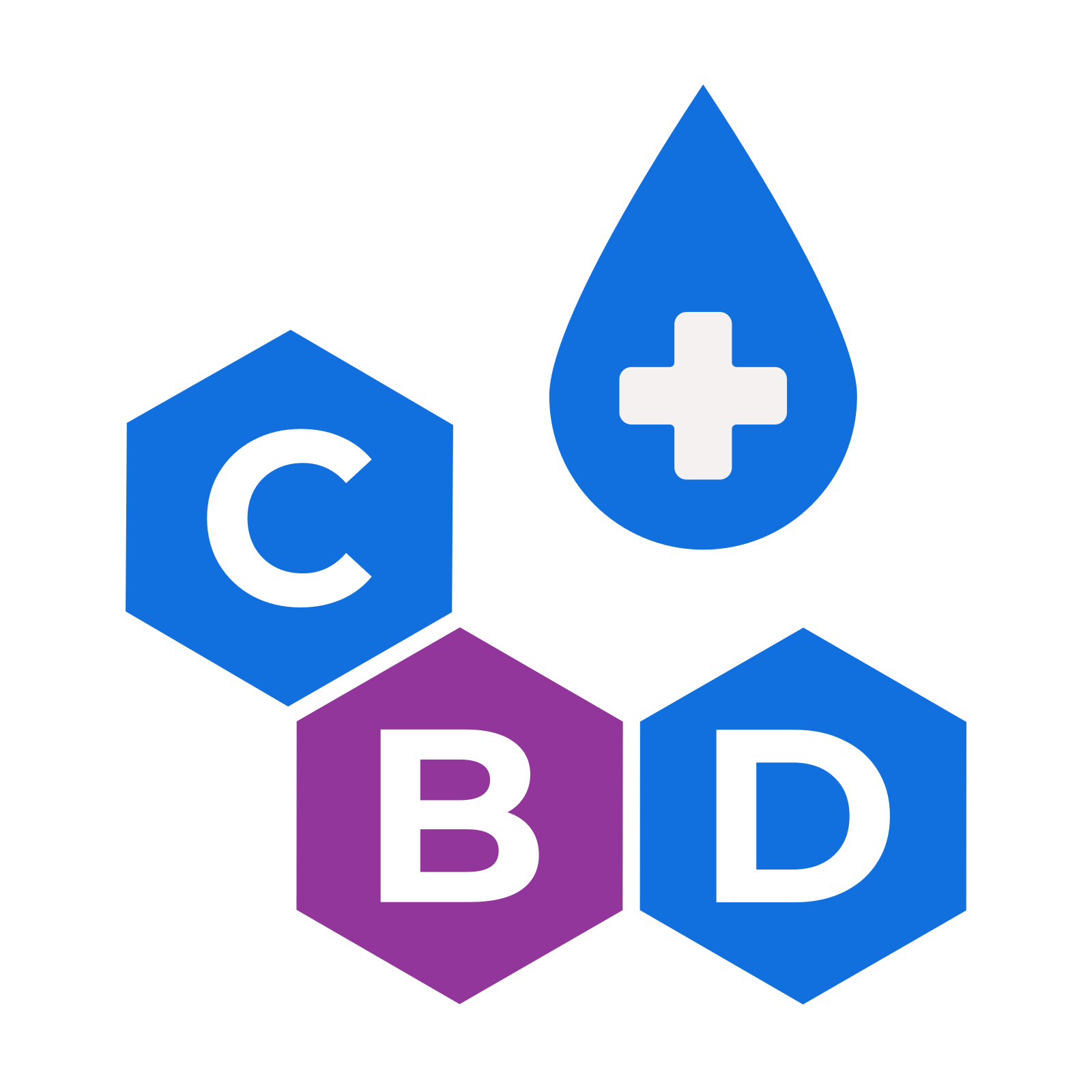 logo cbd shop one final white logo
