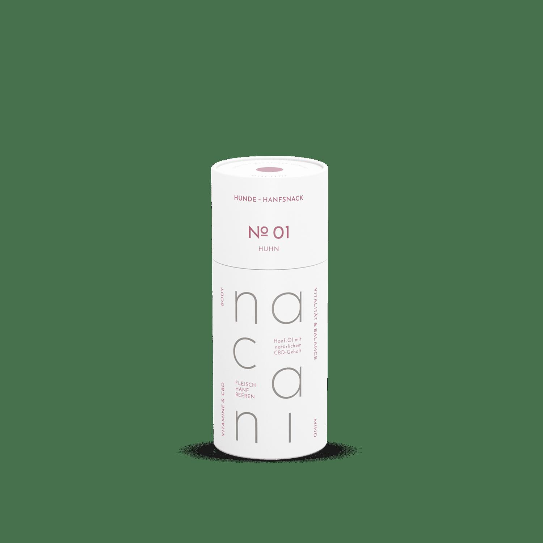 cbd leckerli für hunde von nacani huhn geschmack 03-min